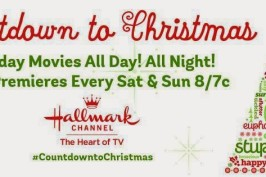 Why You Should Start the Holidays Now with #CountdowntoChristmas