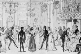 My Vacation in the Regency Era